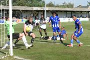 Faversham Town 1 vs East Grinstead Town 1 - Match Gallery